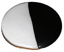 Black And White Cookie Wikipedia