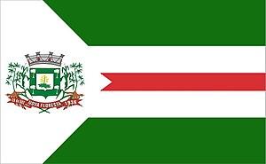 Nova Floresta, Paraíba - Image: Bandeira Nova Floresta