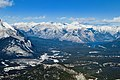 Banff national park from gondola.jpg