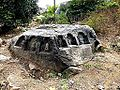 Barabar Caves - Lingas Carved in Rock (9227549322).jpg
