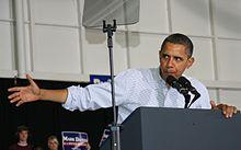 obama talking in 2010 at the university of minnesota - Barack Obama Lebenslauf