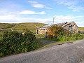 Barn at Killadoon - geograph.org.uk - 1393084.jpg