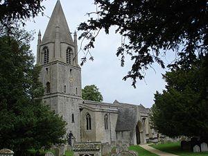 St John the Baptist's Church, Barnack - St John the Baptist's Church, Barnack