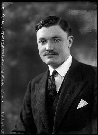 William Anstruther-Gray, Baron Kilmany - Kilmany