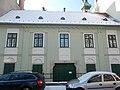 Baroque house. - 17 Döbrentei St., Tabán, 2016 Budapest.jpg