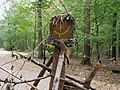 Barrier in the Hambach forest 04.jpg