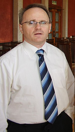 Barry McElduff - Image: Barry Mc Elduff