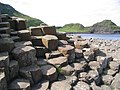 Basalt roch formations at the giant's causeway - panoramio - el ui.jpg
