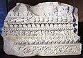 Base di lesena, dall'interno della cella del tempio di venere genitrice nel foro di cesare, età traianea, 113 dc ca.JPG