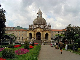 List of Jesuit buildings - Wikipedia, the free encyclopedia