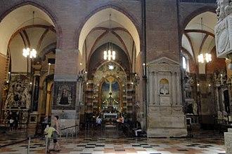 Basilica of Saint Anthony of Padua - Basilica of Saint Anthony of Padua