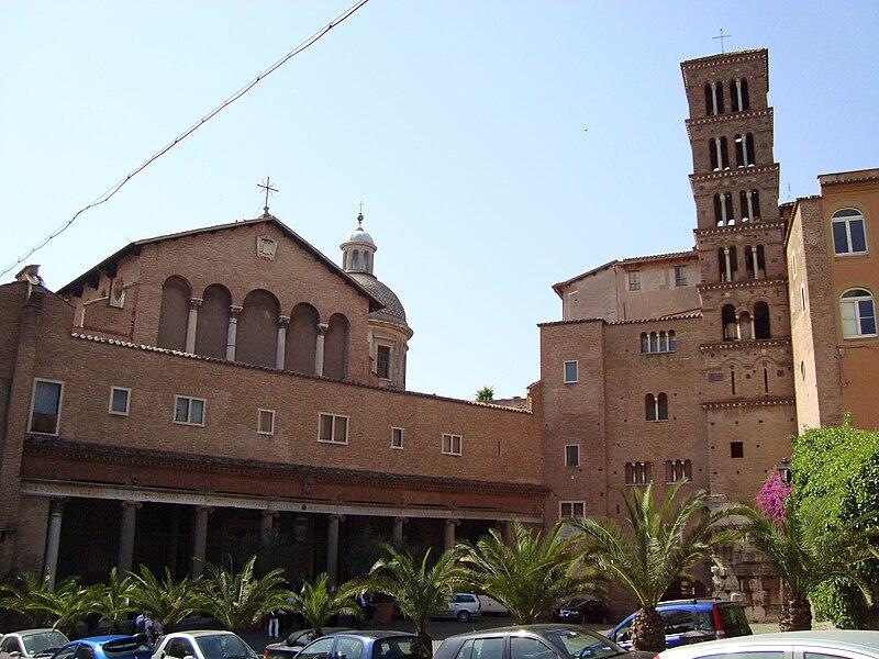 File:Basilique Santi Giovanni e Paolo de Rome.JPG