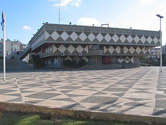 Zvi Hecker - Bat Yam City Hall
