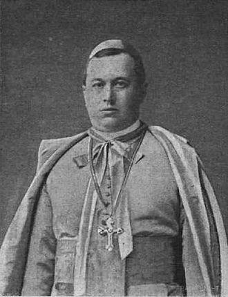 Roman Catholic Diocese of Nitra - Image: Batthyány Vilmos 1911 15