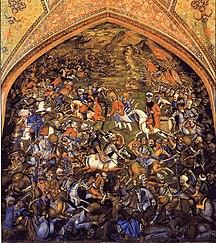 Iran-Dinastie monarchiche-Battle of Chaldiran (1514)