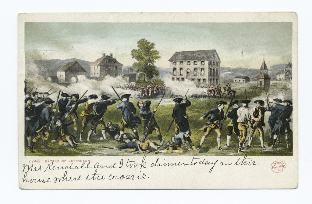 File:Battle of Lexington (painting), Lexington, Mass (NYPL ...