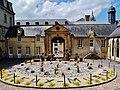 Bayeux Centre Guillaume le Conquérant Innenhof 3.jpg
