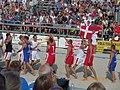Beach handball - EC 2013 - Denmark-Poland.JPG