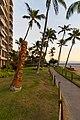 Beachwalk Kaanapali beach Maui Hawaii (44826264575).jpg