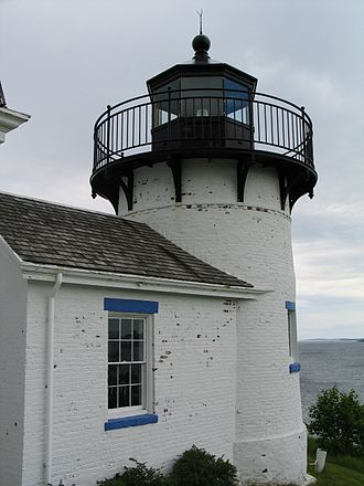 Bear Island Light - Bear Island Light