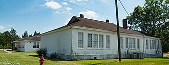 National Register of Historic Places listings in Beauregard Parish, Louisiana - Image: Beauregard Parish Training School (1 of 1)
