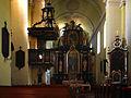 Beckov-autel Eglise couvent.jpg