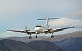Beech B200 Super King Air. (13933038059).jpg