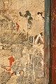 Begijnhofkerk, muurschildering , de Kroning van Maria , detail - 373811 - onroerenderfgoed.jpg