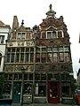 Belgique Gand Kraanlei Maison Cerf-Volant - panoramio.jpg