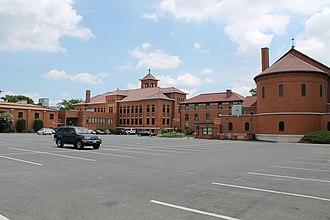 Benedictine College Preparatory - Image: Benedictine High School (Richmond, Virginia)