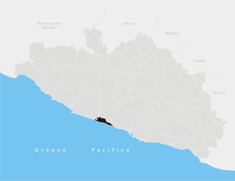 Benito Juárez Municipality, Guerrero - Image: Benito Juárez Guerrero
