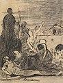 Benjamin Robert Haydon - Study of a Military Scene - B1977.14.2593 - Yale Center for British Art.jpg