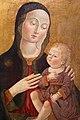 Benvenuto di giovanni, madonna col bambino, xv secolo, 02.jpg