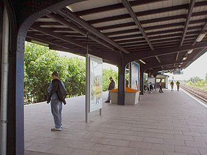 Berlin S-Bahn Station Adlershof 2.jpg