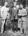 Bernard Boutet de Monvel, Paul Schmidt, Alfred Cortot, 1927.jpg