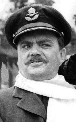 Bernard Fox (actor) - Fox in Hogan's Heroes (1968)