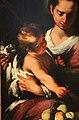 Bernardo strozzi, madonna col bambino e san giovannino, 1615-18, 03.JPG