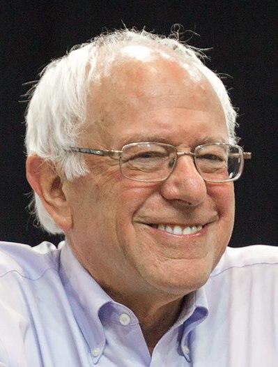 Bernie Sanders New Orleans rally crop