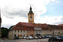 Bernstadt adE - Görlitzer Straße-Bautzener Straße - Marktplatz 01 ies.jpg