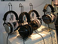 Beyerdynamic headphones IBC 2008.jpg