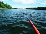 Biezdruchowo Lake (2) wioslo.jpg