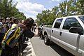 Bilderberg protest 2012 at Marriot Westfields Chantilly VA. (7332455672).jpg