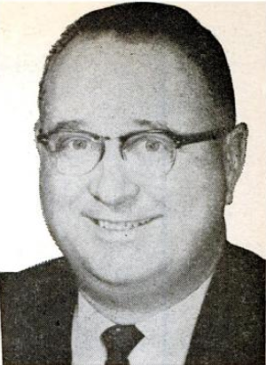 Bill DeWitt - DeWitt in 1962.