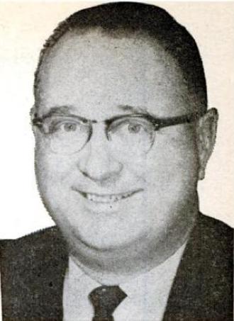 Bill DeWitt - DeWitt in 1962.