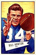Bill Howton - 1952 Bowman Large.jpg
