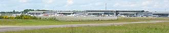 East Jutland metropolitan area - Billund Airport 2007