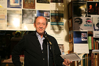 Billy Collins - Collins in La Jolla, San Diego, 2008