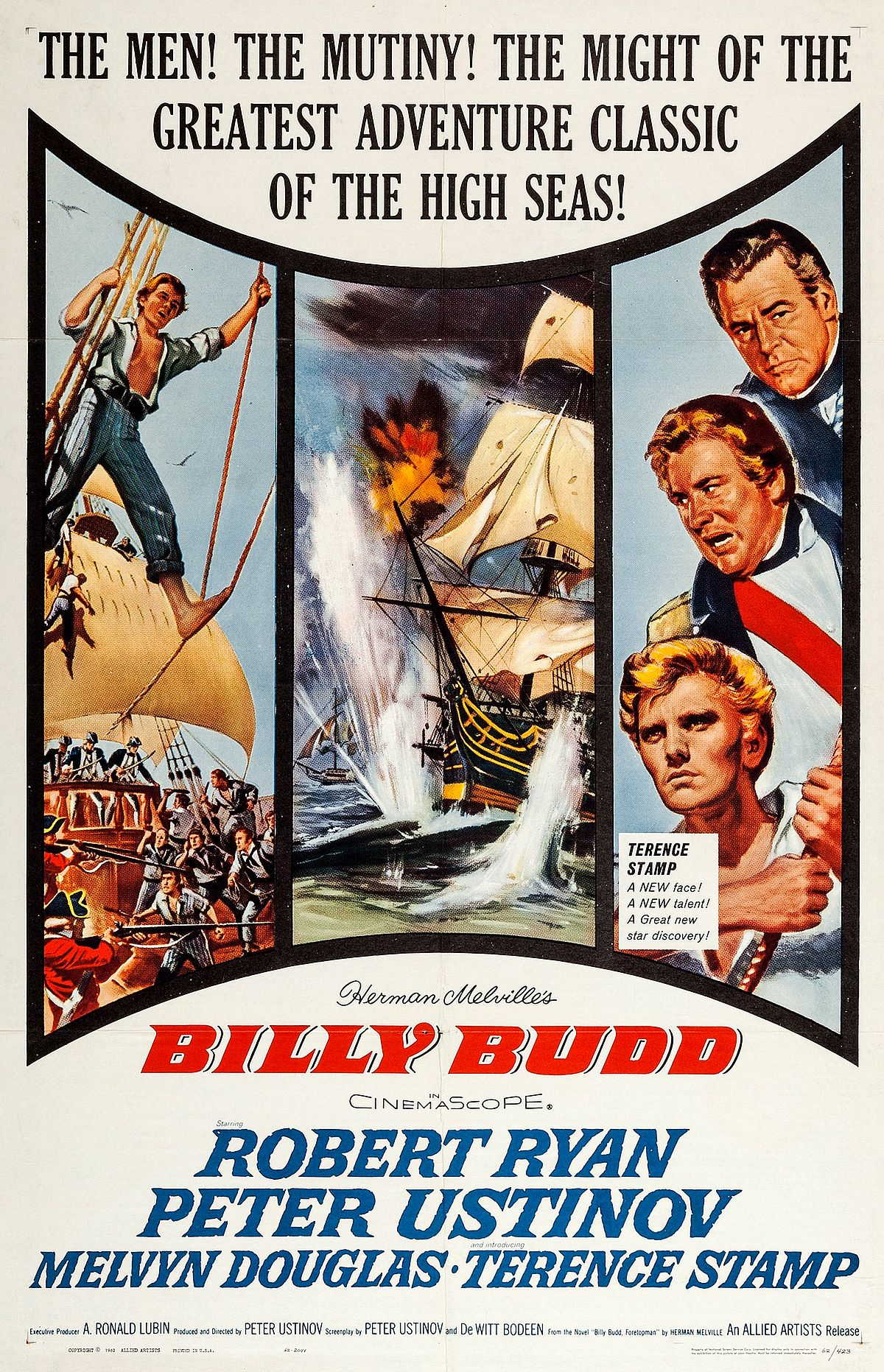 billy budd film