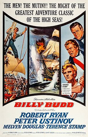 Billy Budd (film) - Original film poster