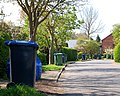 Bins day in Broadwell (2) - geograph.org.uk - 1266110.jpg